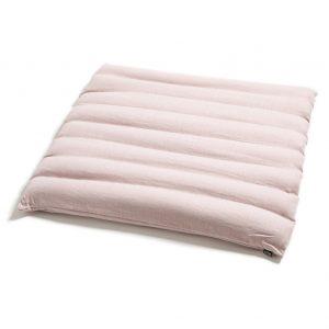 pink zabuton med