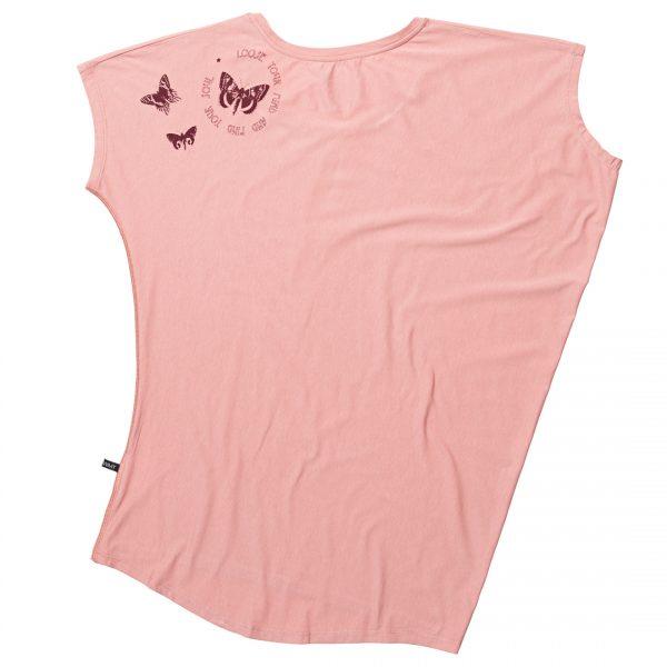 osymie tshirt pink