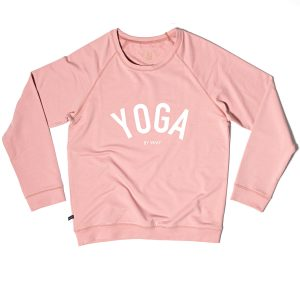 WMY yoga sweater