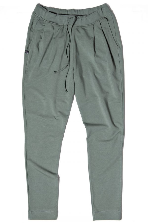 yoga pants green