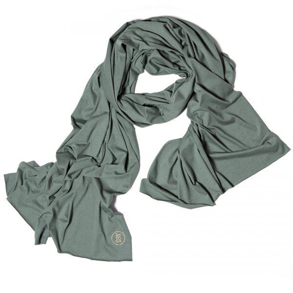 Khaki sjal