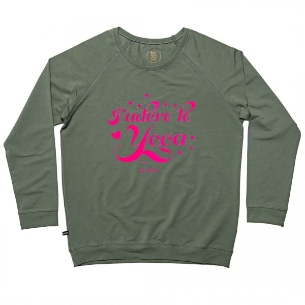 sweatshirt Yoga WMY