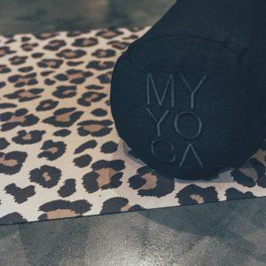 yoga mat leopard WMY