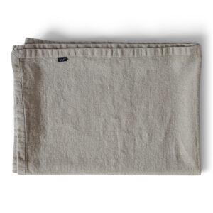 Yoga filt av linne