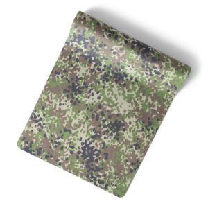 Kamoflage-mönstrad yogamatt